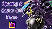 Scanning 3 easter gift boxes digimon masters online youtube 108 negle Choice Image