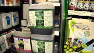 видео Удобрение для гидропоники TopMax BioBizz 1L