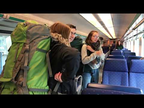 Free Interrail Ticket launched for 15,000 18-year-olds - Unravel Travel TV