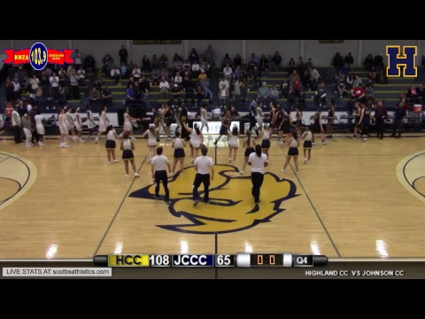 Highland Women's Basketball vs. Johnson County Community College