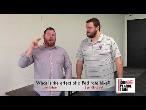 How does the Fed raising the rate affect me?
