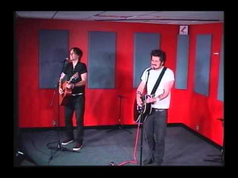NOW TV :: Matt Nathanson Studio Performance