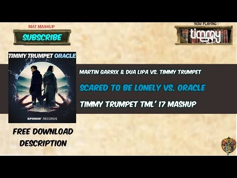 Scared To Be Lonely vs. Oracle (Timmy Trumpet TML' 17 Mashup)