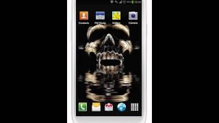 Skull wallpaper android