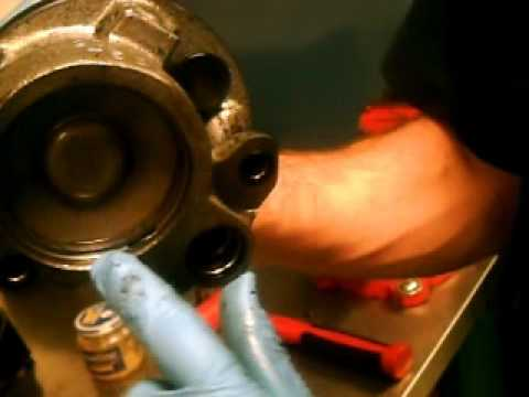 Chevy Power Steering Pump part1