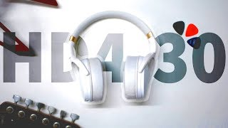 Sennheiser HD 4.30 Headphones Review || Best Headphones Under $100? ||