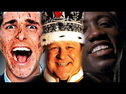 5 классных фильмов 90-х, которые я обожаю. Разрушитель, Король Ральф, Смерч, Американский психопат