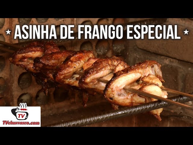 Como Fazer Asinha de Frango Especial para Churrasco - Tv Churrasco