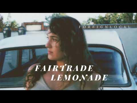 Fairtrade Lemonade (Audio)