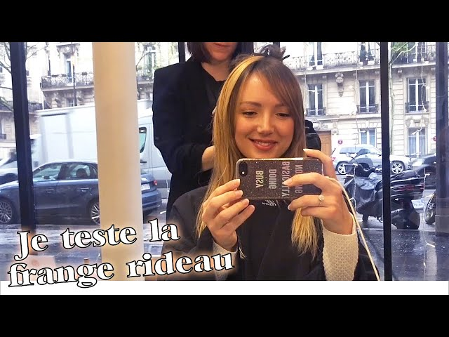 JE CHANGE DE TÊTE + EVENT BEAUTE A PARIS