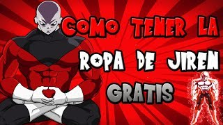 HOW TO HAVE JIREN CLOTHING OR CARE TROPAS WITHOUT ROBUX (SPAIN) (FREE CLOTHING)