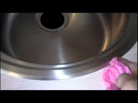 0 - Установка раковини на кухні