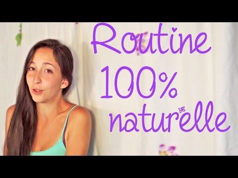 🌸 120 Routine 100% NATURELLE et BIO