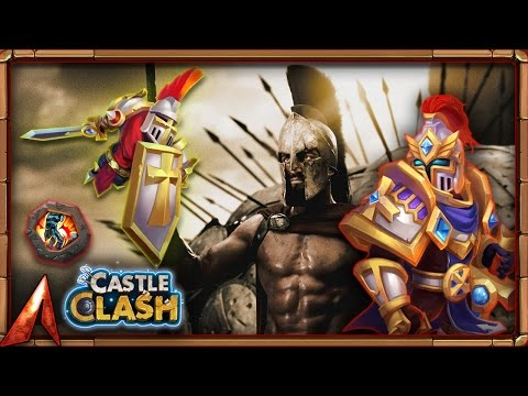Castle Clash Paladin Balance Changes Ideas.