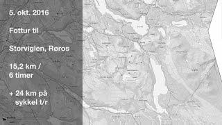 Storviglen, Røros