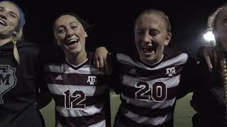 Haley's Texas A&M Soccer Highlights
