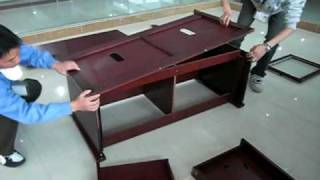 Quick Fits TV stand 2