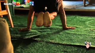 How to Planche Tutorial- Training Tuck Planche Pushups Progression Workout