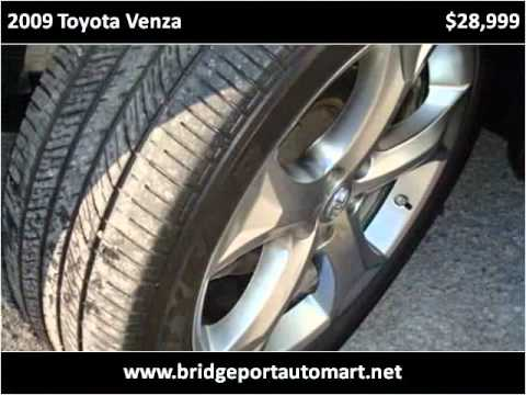 2009 Toyota Venza Available From Bridgeport Auto Mart Inc Youtube