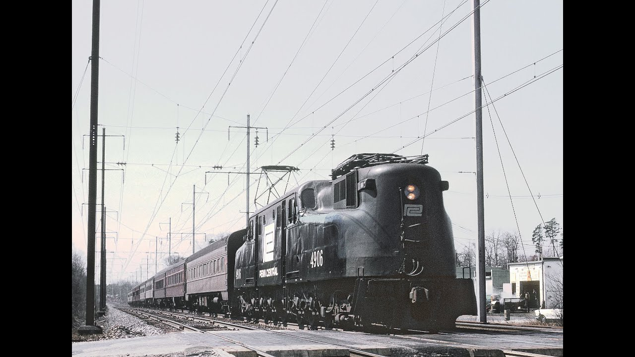 The Rise and Fall of the Penn Central