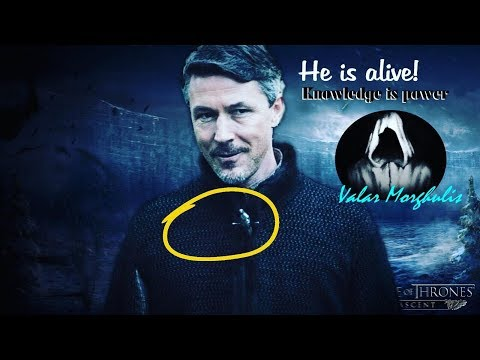 THE BETTER ENDING - Littlefinger FAKED His Death - HE IS ALIVE (follow Up To Neo's Theory) PART I
