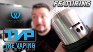 Vandyvape iconic RDA, designed by mike Vapes!