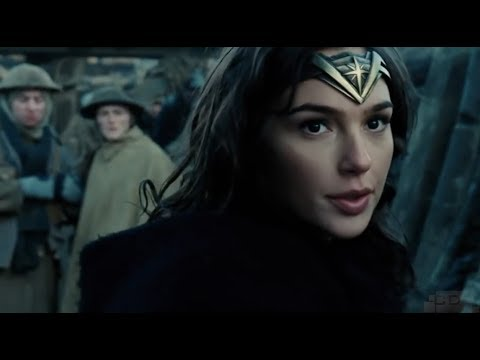 One Woman Army - Wonder Woman