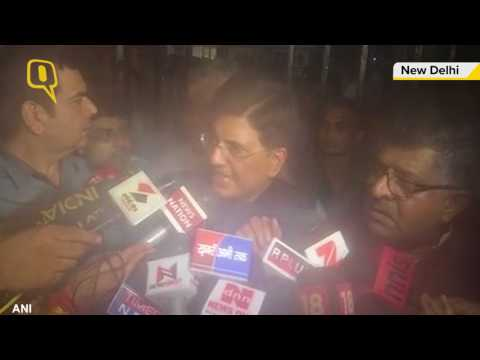 Congress has been leveling baseless allegations: Ravi Shankar Prasad   The Quint