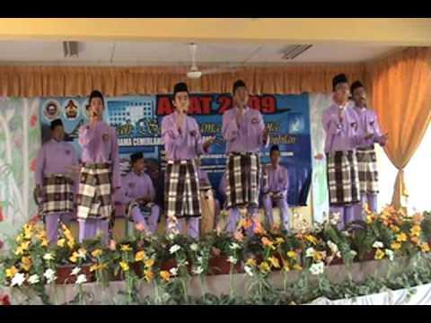 nasyid ASAT 2009 smka pedas -lagu 2 n outro