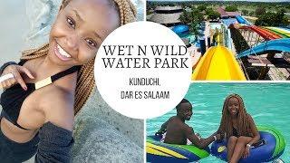 VLOG: KUNDUCHI WET N WILD WATER PARK // Wabosha Maxine