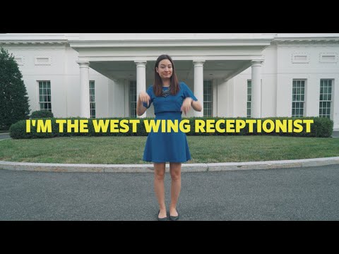 This Is A Tour Of The West Wing (In Sign Language)