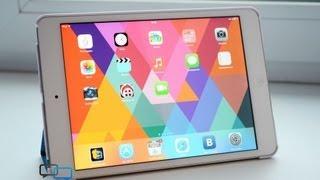 Обзор iOS 7 и сравнение с iOS 6 на примере iPad mini: скорость, плавность, функционал, интерфейс