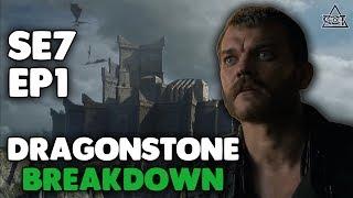 Game of Thrones Season 7 Episode 1 Breakdown | Dragonstone