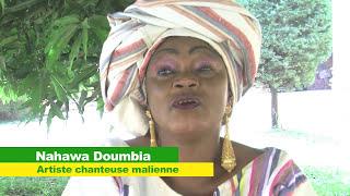 Historique Comment Est Ce Que NAHAWA DOUMBIA A Contribué à Mettre Fin Au Conflit Mali   Burkina Fa