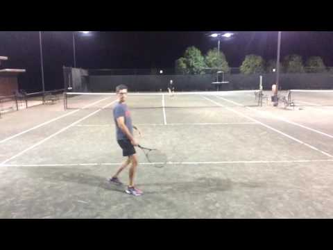 David Hill vs. Jason Hill 3.0 Club Championship Final