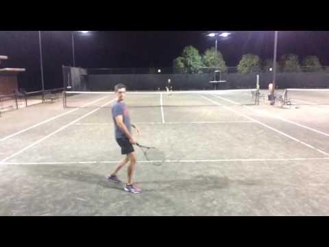 David Hill vs. Jason Hill 3.0 Club Championship Final