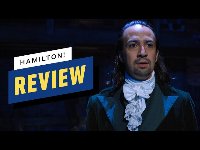 Disney Plus' Hamilton Review (2020)