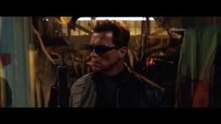 """Терминатор 3: Восстание нацистов (Отрывок """"С мопеда нахуй!"""")"""