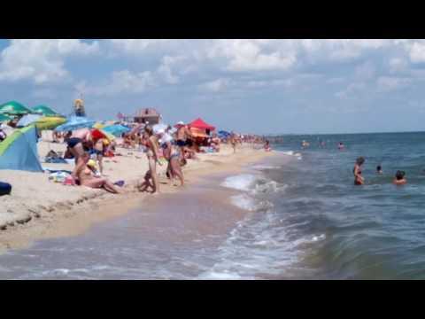Отдых на Азовском море. Отдых в Голубицкой на Таманском