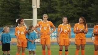 Tennessee Soccer - Hannah Wilkinson Feature