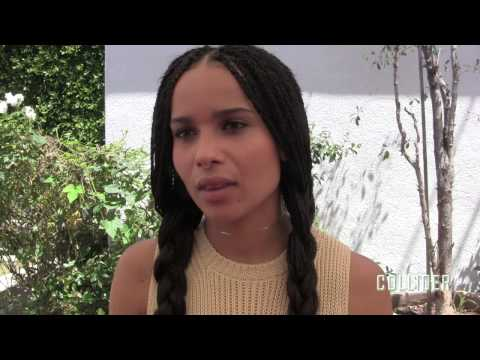 Zoe Kravitz Talks 'Mad Max: Fury Road', Deleted Scenes, 'Dope', and More