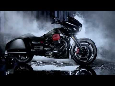 Moto Guzzi MGX-21 - official video