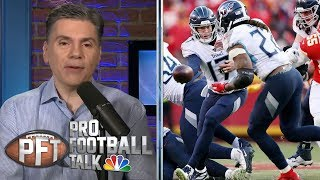 Are Packers or Titans in better position moving forward? | Pro Football Talk | NBC Sports