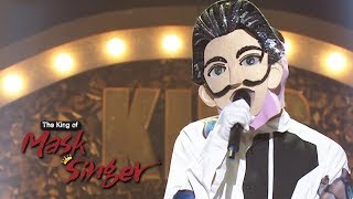 """""""Whistle"""" (Lee Moon Sae) Cover by WooHyun of Infinite [The King of Mask Singer Ep162]"""