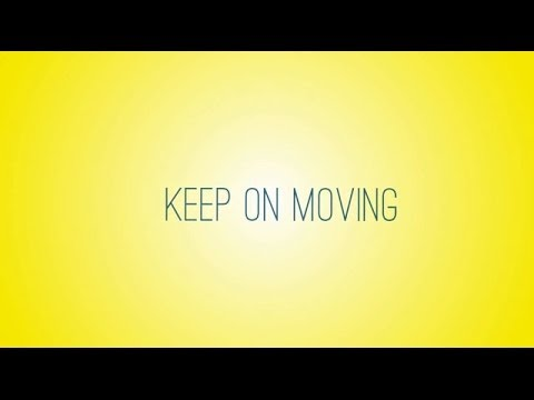 Keep on Moving- Five (Lyric Video)