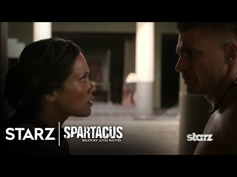 Spartacus: Blood and Sand  No Easy Task  STARZ