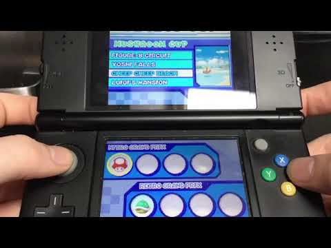 How To Setup Mario Kart Ds Download Play