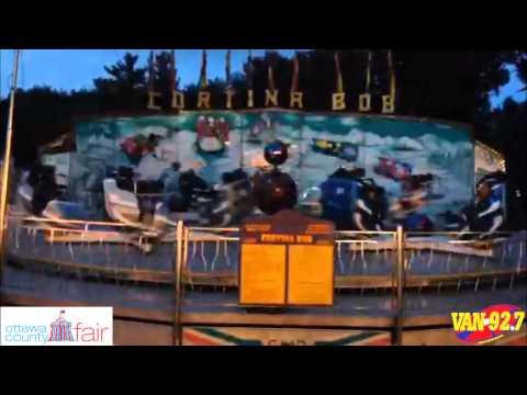 Ottawa County Fair Midway 2015