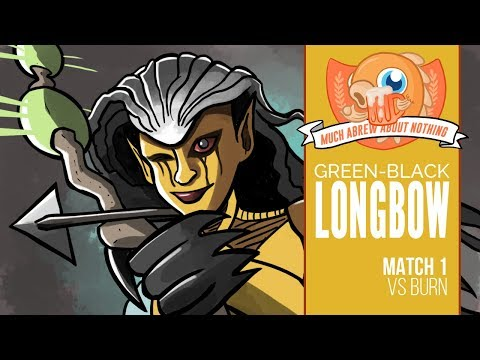 Much Abrew: GB Longbow vs Burn (Match 1)