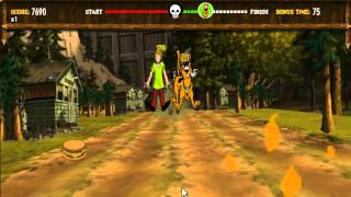 SCOOBY-DOO! Gameplay Run For Your Life Episode 4